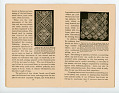 View Practical Lace Making Booklet; Torchon Lace Co.; ca. 1904 digital asset number 1