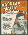 View Popular Music Folio of Hit Songs digital asset number 0