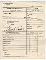 View receipt for credits made to Alien Fund Account, Crystal City, 04/04/1946 to 06/10/1947 digital asset number 1