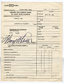 View receipt for credits made to Alien Fund Account, Crystal City, 04/04/1946 to 06/10/1947 digital asset number 2