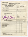 View receipt for credits made to Alien Fund Account, Crystal City, 04/04/1946 to 06/10/1947 digital asset number 6