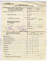 View receipt for credits made to Alien Fund Account, Crystal City, 04/04/1946 to 06/10/1947 digital asset number 7