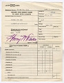 View receipt for credits made to Alien Fund Account, Crystal City, 04/04/1946 to 06/10/1947 digital asset number 8