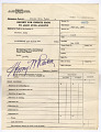 View receipt for credits made to Alien Fund Account, Crystal City, 04/04/1946 to 06/10/1947 digital asset number 15