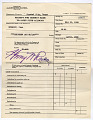View receipt for credits made to Alien Fund Account, Crystal City, 04/04/1946 to 06/10/1947 digital asset number 16