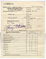 View receipt for credits made to Alien Fund Account, Crystal City, 04/04/1946 to 06/10/1947 digital asset number 17