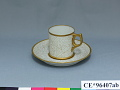 View Expresso cup and saucer digital asset number 2