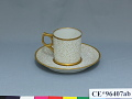 View Expresso cup and saucer digital asset number 0