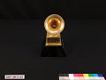 View Grammy Award, presented to Benny Carter digital asset number 3