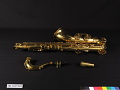 View Yamaha B-Flat Tenor Saxophone, used by Charlie Ventura digital asset number 1