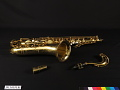 View Yamaha B-Flat Tenor Saxophone, used by Charlie Ventura digital asset number 0
