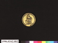 View Grammy Medallion, presented to Ella Fitzgerald digital asset number 0