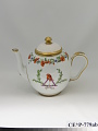 View French Revolutionary Teapot digital asset number 2