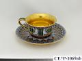 View Sèvres porcelain cup and saucer digital asset number 2