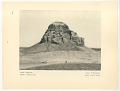 View Egypt: Dashur, The Brick Pyramid digital asset: Rotogravure, recto, Egypt: Dashur, The Brick Pyramid, 1927