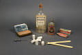 View Johnson & Johnson Cotto-Tooth-Brush digital asset: Various oral care objects from the Medicine Collections