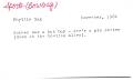 View Phyllis Diller's Gag File digital asset number 1