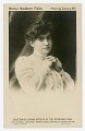 View postcard Mrs. Fiske as Leading Artist of the American Stage digital asset number 0