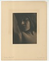 View Head of an Italian Girl digital asset: Photograph by Edward Weston, 1921, Head of an Italian Girl
