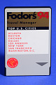View Portable Computer Component, Fodor's 94 Travel Manager Memory Card digital asset: Portable Computer Component, Fodor's 94 Travel Manager Memory Card