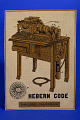 View Postcards Relating to the Hebern Electric Cipher Machine and the H. & H. Patent Developing Company digital asset: Postcard Relating to the Hebern Electric Cipher Machine, Front View