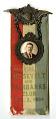 View Badge, Theodore Roosevelt, 1904 digital asset number 0