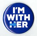 View Button, Hillary Clinton, 2016 digital asset number 1