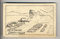 View Cards, Christmas cards in unknown camp, 1940s digital asset number 1