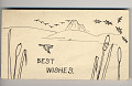 View Cards, Christmas cards in unknown camp, 1940s digital asset number 2