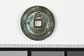 View Sang P'yong T'ong Bo, Hojo Treasury Department, Korea, 1678 digital asset: Coin, Sang P'yong T'ong Bo, Hojo Treasury Department, Korea, 1678