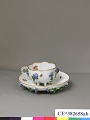 View cup; saucer digital asset number 0
