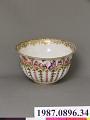 View Meissen tea bowl (part of a service: Hausmaler) digital asset number 2