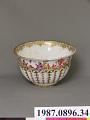 View Meissen tea bowl (part of a service: Hausmaler) digital asset number 0