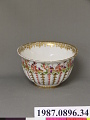 View Meissen tea bowl (part of a service: Hausmaler) digital asset number 3