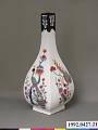 View Meissen quadrangular bottle (Hausmaler) digital asset number 0