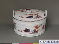 View Meissen butter dish and cover digital asset number 2