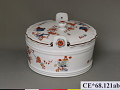 View Meissen butter dish and cover digital asset number 3