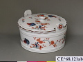 View Meissen butter dish and cover digital asset number 4