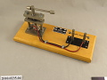 View piezoelectric demonstration apparatus digital asset number 1