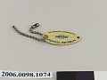 View Key chain or luggage tag digital asset number 2