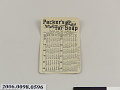 View Packer's Tar Soap digital asset number 3