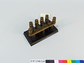 View peg switch block for submarine cable set digital asset number 1