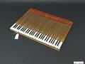 View Shudi Double Manual Harpsichord digital asset number 11