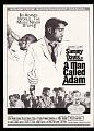 View <i>A Man Called Adam</i> pressbook digital asset: Book - A Man Called Adam