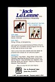 View Jack LaLanne Exercise Videotape digital asset: Jack LaLanne video