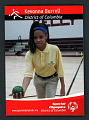 View Special Olympics sports card featuring Kevonna Burrell in duckpin bowling digital asset: Sports card, Special  Olympics