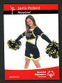 View Special Olympics sports card featuring Joelle Packard in cheerleading digital asset: Sports card, Special  Olympics