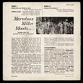 View Marvelous Miller Moods, Vol. II digital asset number 1