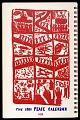 View The 1981 Peace Calendar digital asset: Bread and Puppet Theater program
