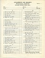 View Psychological Test Record Blanks digital asset: Psychological Test Record Blanks